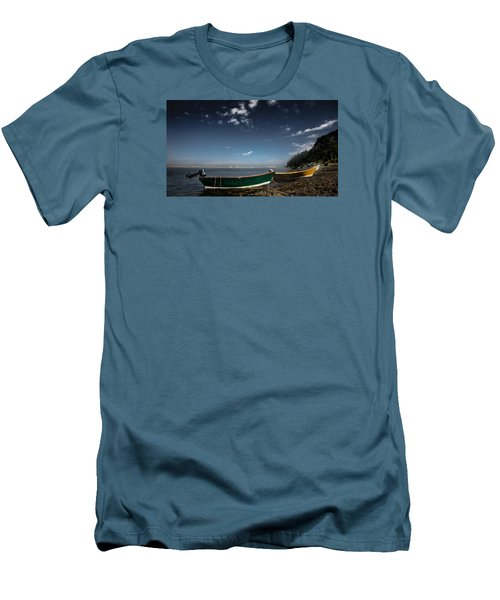 The Wait Men's T-Shirt (Athletic Fit)