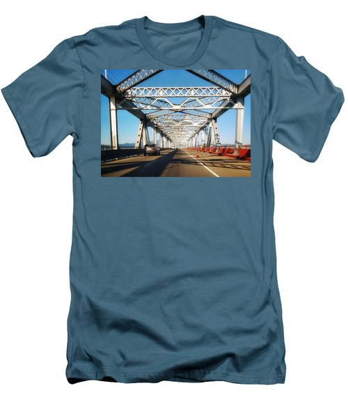 The Way To New Orleans Men's T-Shirt (Athletic Fit)