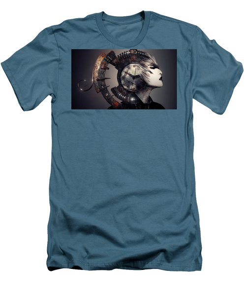 The Woman That Time Forgot Men's T-Shirt (Athletic Fit)