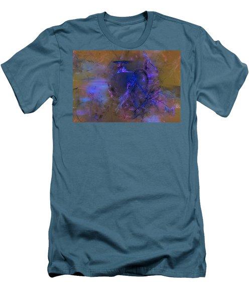Then As Now Men's T-Shirt (Athletic Fit)