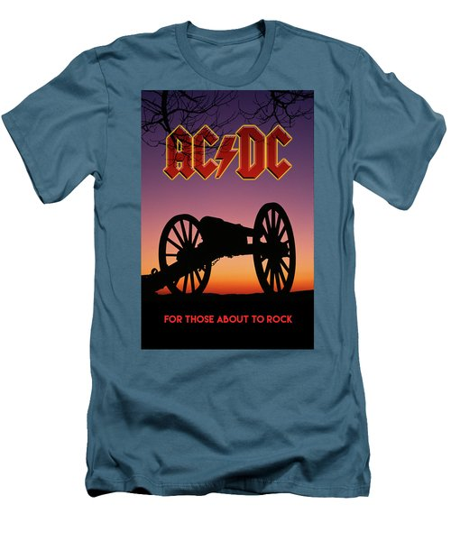 Those That Rock Men's T-Shirt (Slim Fit) by Gary Grayson