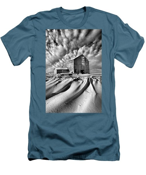 Men's T-Shirt (Slim Fit) featuring the photograph Those Were The Days by Phil Koch