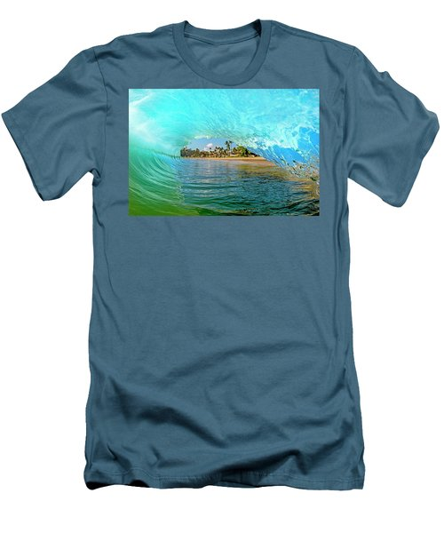 Thru The Looking Glass Men's T-Shirt (Slim Fit) by James Roemmling