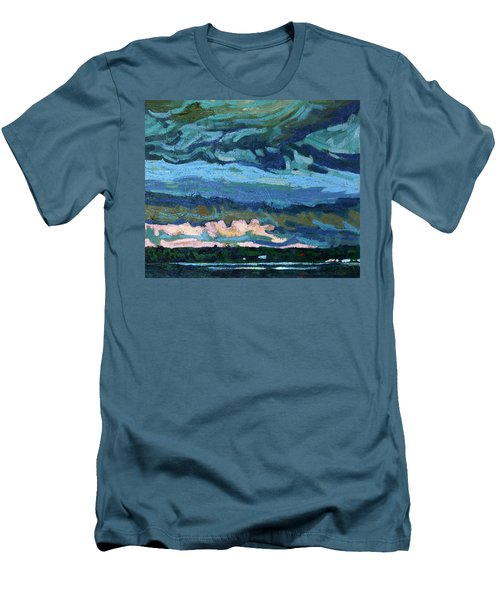 Thunder Cloud Men's T-Shirt (Athletic Fit)