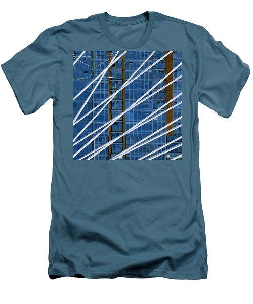 Tilikum Bridge Men's T-Shirt (Athletic Fit)