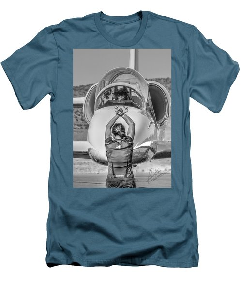 Darkstar II Taxis In Signature Edition Men's T-Shirt (Athletic Fit)