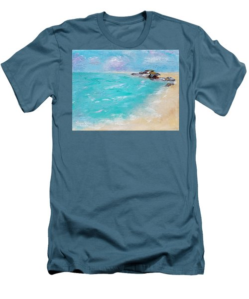 To The Rocks Men's T-Shirt (Athletic Fit)