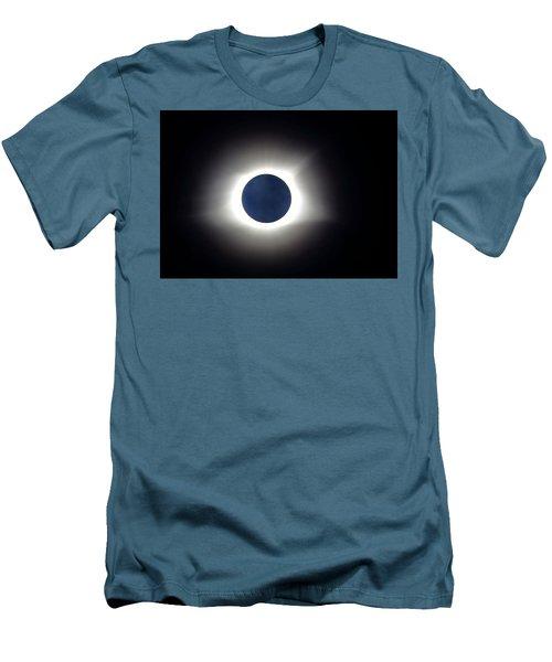 Blue Moon  Men's T-Shirt (Athletic Fit)