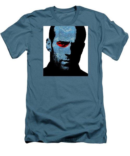 Transporter Men's T-Shirt (Slim Fit) by Emme Pons