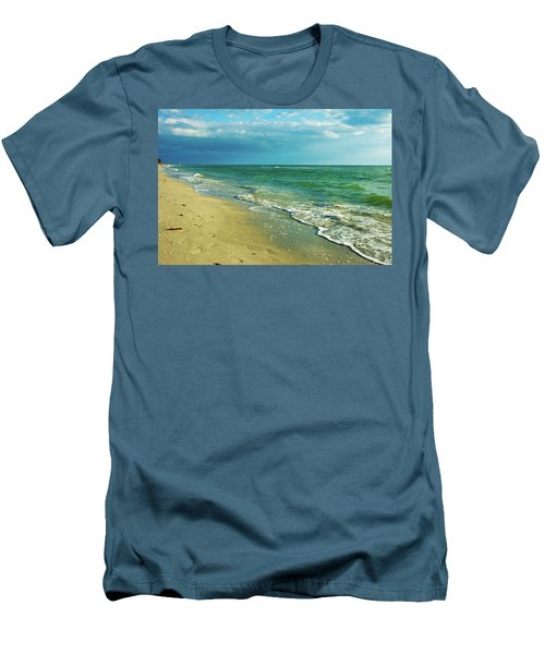 Treasure Island L Men's T-Shirt (Slim Fit) by RC Pics