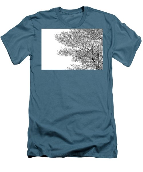 Tree No. 7-2 Men's T-Shirt (Athletic Fit)