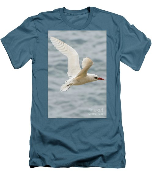 Tropic Bird 2 Men's T-Shirt (Slim Fit) by Werner Padarin