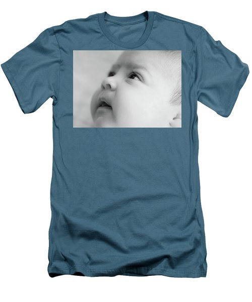 Trust Of A Child Men's T-Shirt (Athletic Fit)