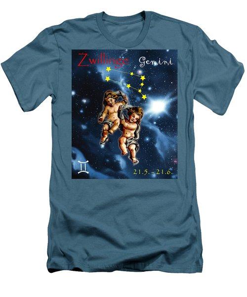 Twins Of Heaven Men's T-Shirt (Athletic Fit)