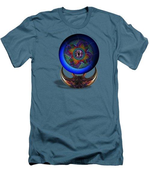 Uadjet's Eye Men's T-Shirt (Athletic Fit)