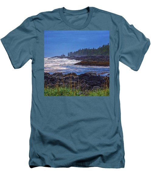 Ucluelet, British Columbia Men's T-Shirt (Athletic Fit)