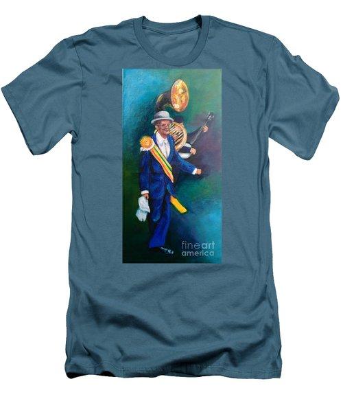 Uncle Lionel Men's T-Shirt (Athletic Fit)