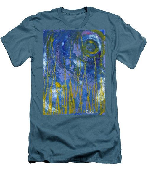 Under The Ocean Men's T-Shirt (Athletic Fit)
