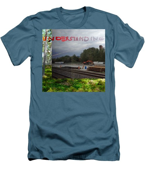 Understanding  Men's T-Shirt (Athletic Fit)