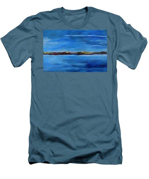 Uninhabited Men's T-Shirt (Athletic Fit)