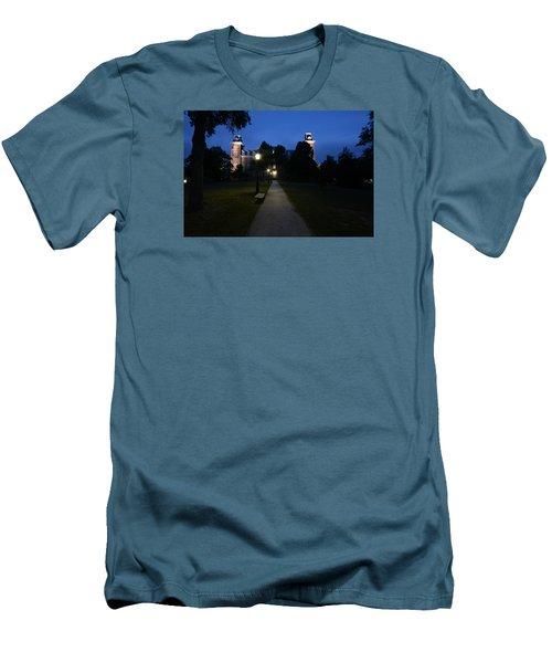 University Of Arkansas Men's T-Shirt (Athletic Fit)