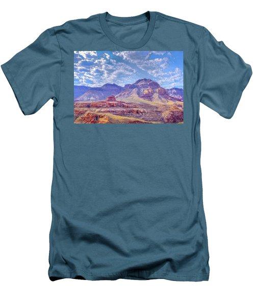 Utah Revisited Men's T-Shirt (Slim Fit) by Mark Dunton