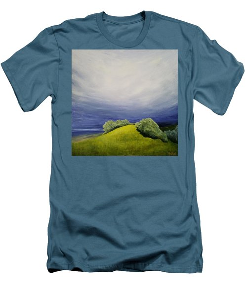 Valle Vista Meadow Men's T-Shirt (Athletic Fit)