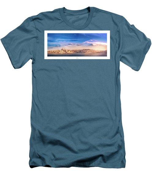 Valletta Men's T-Shirt (Athletic Fit)
