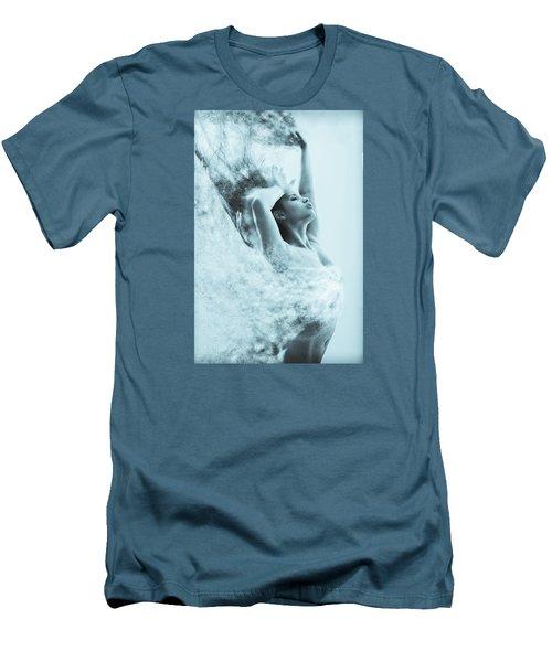 Vanishing  Men's T-Shirt (Slim Fit) by Scott Meyer