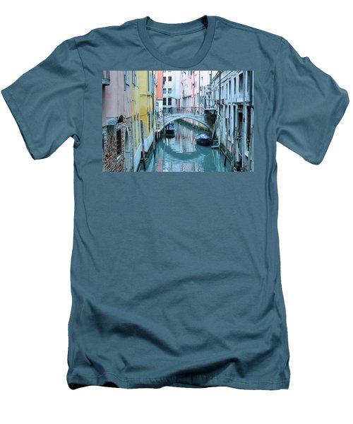 Venetian Charm Men's T-Shirt (Athletic Fit)