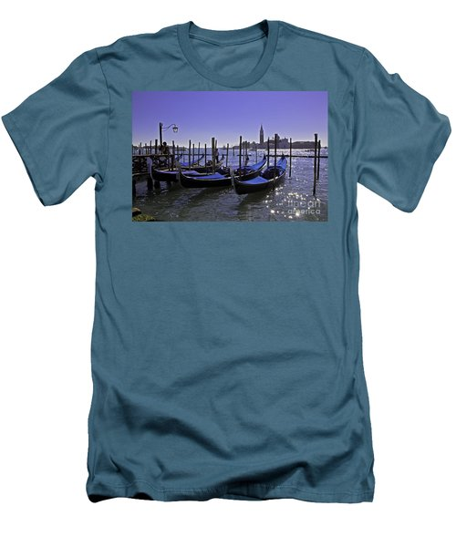 Venice Is A Magical Place Men's T-Shirt (Athletic Fit)