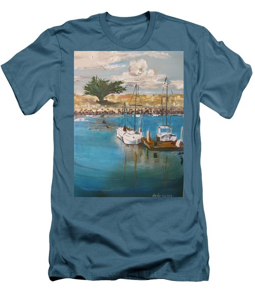 Ventura Marina Men's T-Shirt (Athletic Fit)