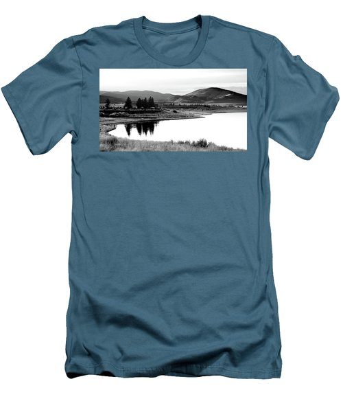Men's T-Shirt (Slim Fit) featuring the photograph View by Brian Duram