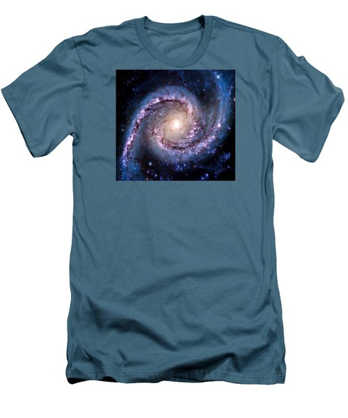 View From Hubble Men's T-Shirt (Athletic Fit)
