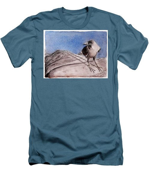 View Men's T-Shirt (Slim Fit) by Jasna Dragun