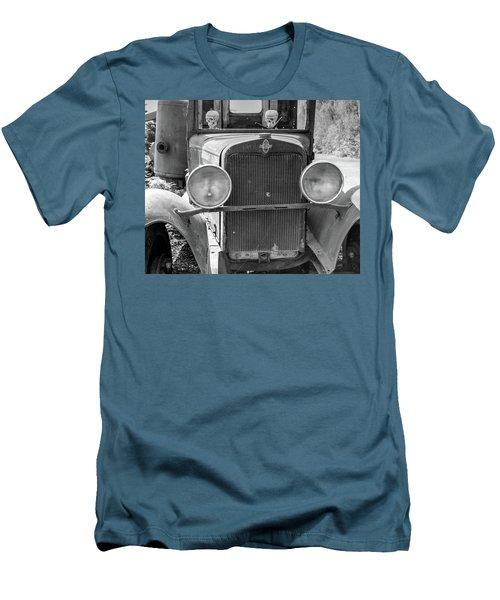 Vintage Chevrolet Men's T-Shirt (Athletic Fit)