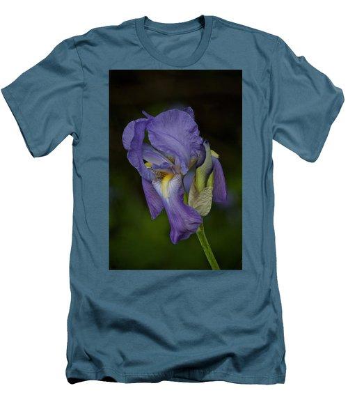 Vintage Iris May 2017 Men's T-Shirt (Athletic Fit)