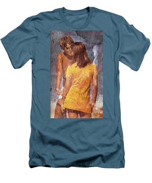Vintage Rio Men's T-Shirt (Slim Fit) by Andrea Barbieri