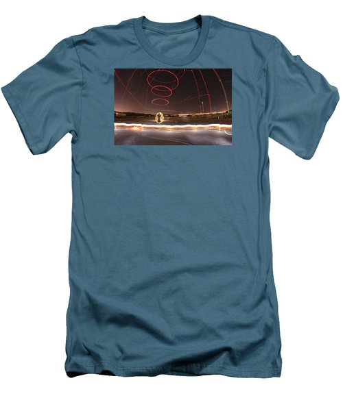 Visionary Men's T-Shirt (Slim Fit) by Andrew Nourse