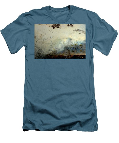 Voices Men's T-Shirt (Slim Fit) by Mark Ross