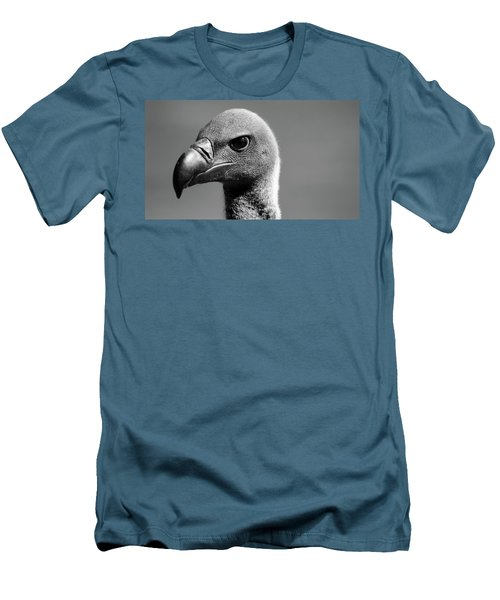Vulture Eyes Men's T-Shirt (Slim Fit) by Martin Newman