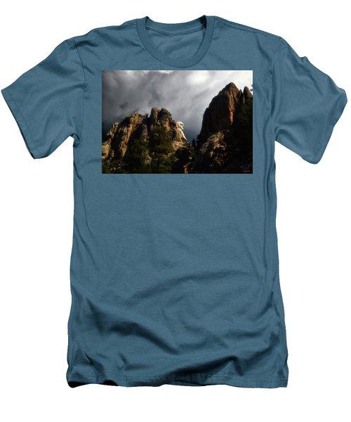 Washington Profile 001 Men's T-Shirt (Athletic Fit)