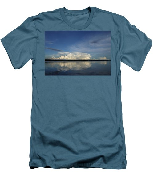 Weather From Tampa Bay 871 Men's T-Shirt (Athletic Fit)