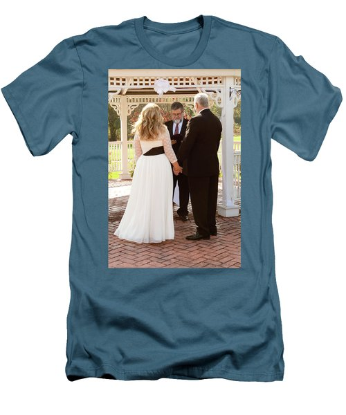 Wedding 2-2 Men's T-Shirt (Athletic Fit)