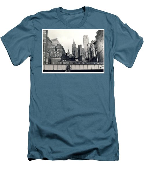 West Side Highway Men's T-Shirt (Athletic Fit)