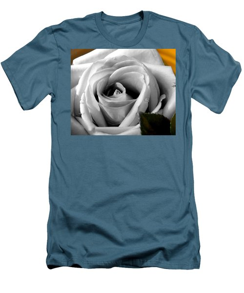 White Rose 2 Men's T-Shirt (Athletic Fit)