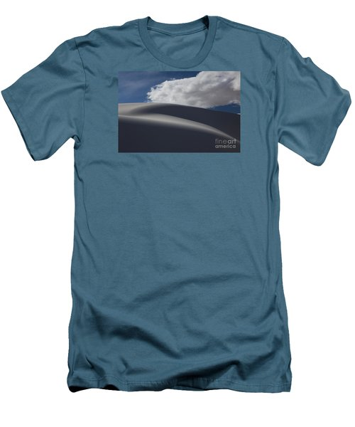 White Sands National Monument Men's T-Shirt (Slim Fit) by Keith Kapple