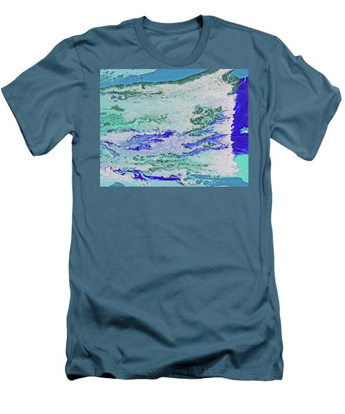 Whitewater Men's T-Shirt (Athletic Fit)