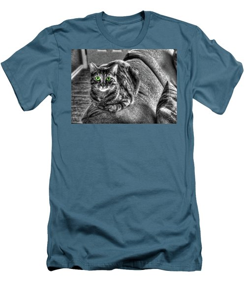 Wide Eyes Men's T-Shirt (Athletic Fit)