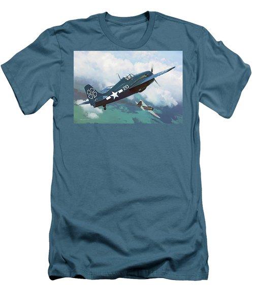 Wildcat Men's T-Shirt (Athletic Fit)